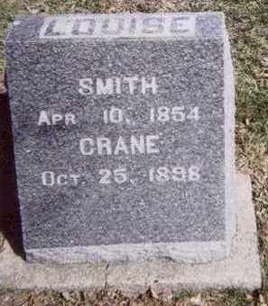 CRANE, LOUISE - Linn County, Iowa | LOUISE CRANE