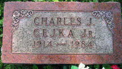 CEJKA, CHARLES J. JR. - Linn County, Iowa | CHARLES J. JR. CEJKA