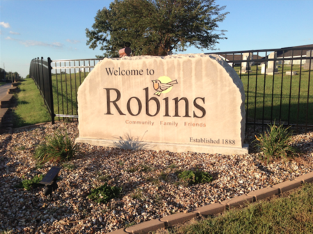 ROBINS A.K.A. HORN-MENTZER, CEMETERY - Linn County, Iowa   CEMETERY ROBINS A.K.A. HORN-MENTZER