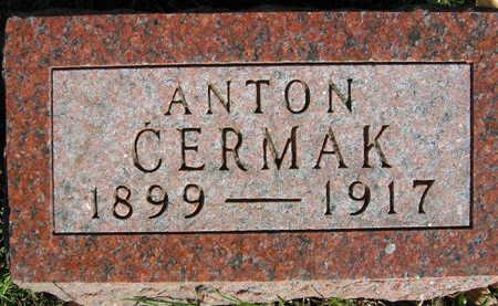 CERMAK, ANTON - Linn County, Iowa | ANTON CERMAK