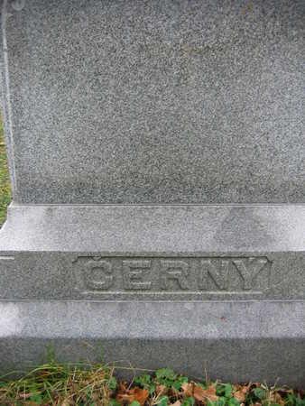 CERNY, FRANK - Linn County, Iowa | FRANK CERNY