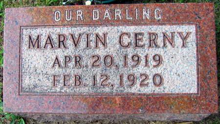 CERNY, MARVIN - Linn County, Iowa | MARVIN CERNY