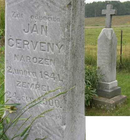 CERVENY, JAN - Linn County, Iowa | JAN CERVENY