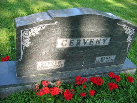 CERVENY, STEVEN - Linn County, Iowa | STEVEN CERVENY