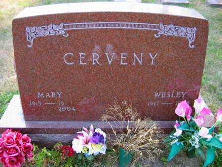CERVENY, WESLEY - Linn County, Iowa | WESLEY CERVENY