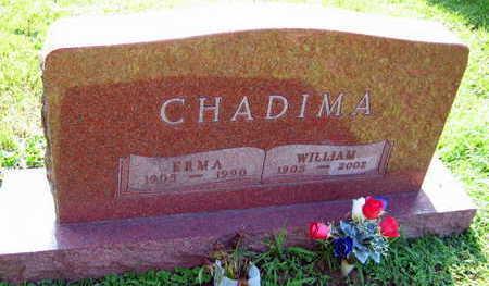 CHADIMA, ERMA - Linn County, Iowa | ERMA CHADIMA