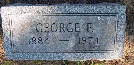 CHALUPSKY, GEORGE F. - Linn County, Iowa | GEORGE F. CHALUPSKY