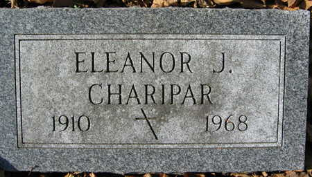 CHARIPAR, ELEANOR J. - Linn County, Iowa | ELEANOR J. CHARIPAR