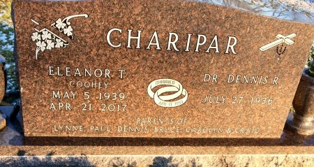 CHARIPAR, ELEANOR T. - Linn County, Iowa | ELEANOR T. CHARIPAR