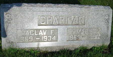 CHARIPAR, MARIE - Linn County, Iowa | MARIE CHARIPAR