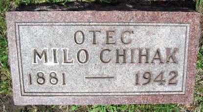 CHIHAK, MILO - Linn County, Iowa | MILO CHIHAK
