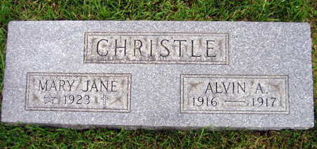 CHRISTLE, ALVIN A. - Linn County, Iowa | ALVIN A. CHRISTLE