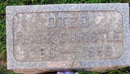 CHRISTLE, FRANK - Linn County, Iowa | FRANK CHRISTLE