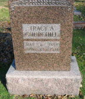 CHURCHILL, TRACY A. - Linn County, Iowa   TRACY A. CHURCHILL
