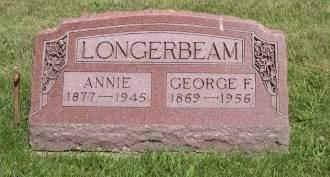 LONGERBEAM, GEORGE F. - Linn County, Iowa   GEORGE F. LONGERBEAM