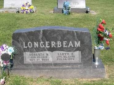 LONGERBEAM, LLOYD F. - Linn County, Iowa | LLOYD F. LONGERBEAM