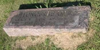 LONGERBEAM, GRACE - Linn County, Iowa | GRACE LONGERBEAM