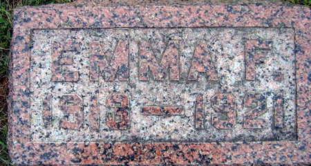 CIMPRICH, EMMA F. - Linn County, Iowa | EMMA F. CIMPRICH