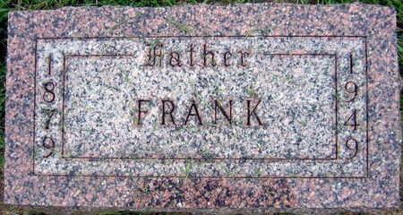 CIMPRICH, FRANK - Linn County, Iowa | FRANK CIMPRICH