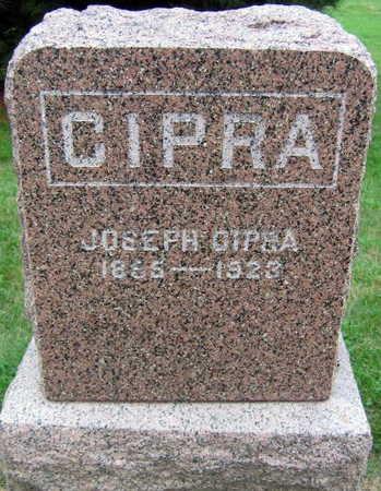 CIPRA, JOSEPH - Linn County, Iowa | JOSEPH CIPRA