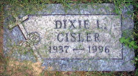 CISLER, DIXIE L. - Linn County, Iowa | DIXIE L. CISLER