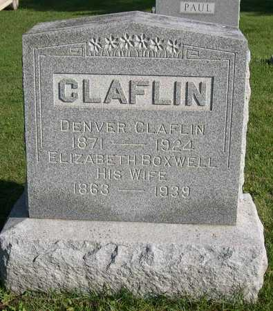CLAFLIN, DENVER - Linn County, Iowa | DENVER CLAFLIN