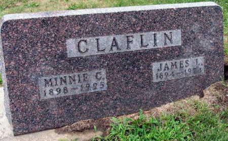 CLAFLIN, JAMES L. - Linn County, Iowa | JAMES L. CLAFLIN