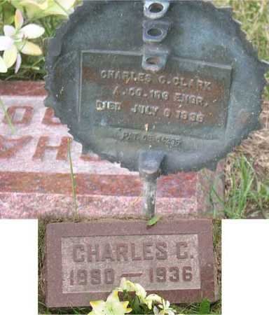 CLARK, CHARLES C. - Linn County, Iowa | CHARLES C. CLARK