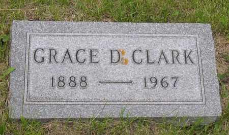 CLARK, GRACE D. - Linn County, Iowa | GRACE D. CLARK