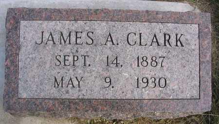 CLARK, JAMES A. - Linn County, Iowa | JAMES A. CLARK