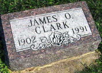 CLARK, JAMES O. - Linn County, Iowa   JAMES O. CLARK