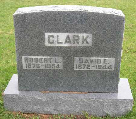 CLARK, DAVID E. - Linn County, Iowa | DAVID E. CLARK