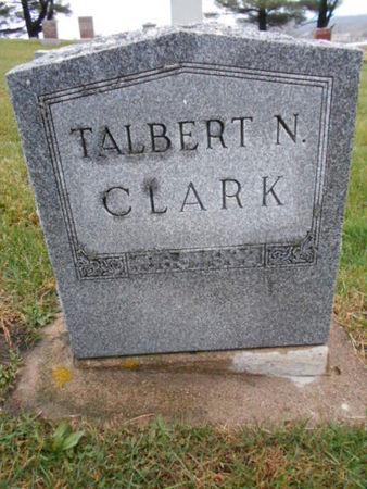 CLARK, TALBERT N. - Linn County, Iowa | TALBERT N. CLARK