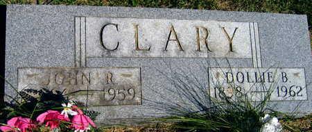 CLARY, JOHN R. - Linn County, Iowa | JOHN R. CLARY
