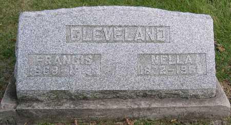 CLEVELAND, NELLA - Linn County, Iowa | NELLA CLEVELAND