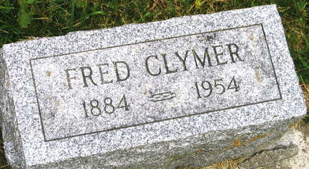 CLYMER, FRED - Linn County, Iowa | FRED CLYMER