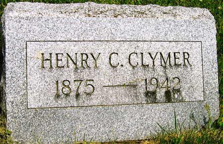 CLYMER, HENRY C. - Linn County, Iowa   HENRY C. CLYMER