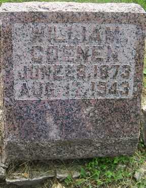 COENEN, WILLIAM - Linn County, Iowa | WILLIAM COENEN