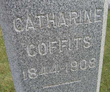 COFFITS, CATHARINE - Linn County, Iowa | CATHARINE COFFITS