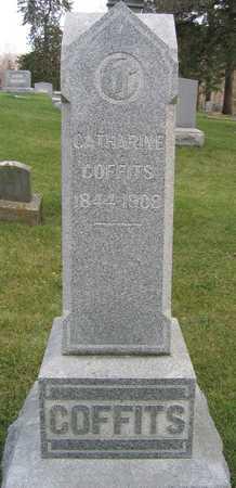COFFITS, FAMILY STONE - Linn County, Iowa | FAMILY STONE COFFITS