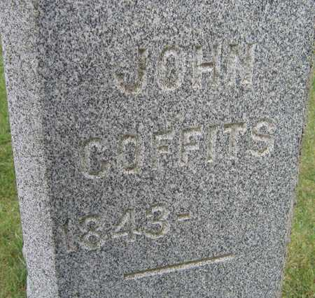 COFFITS, JOHN - Linn County, Iowa | JOHN COFFITS
