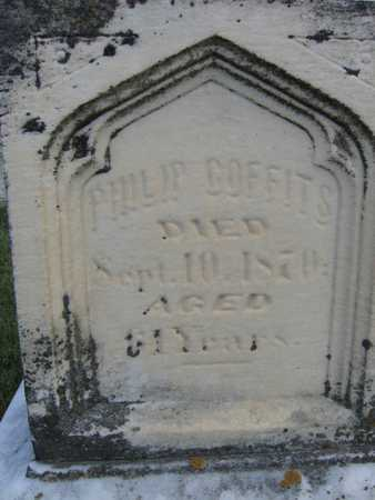 COFFITS, PHILIP - Linn County, Iowa | PHILIP COFFITS