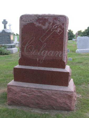 COLGAN, FAMILY STONE - Linn County, Iowa | FAMILY STONE COLGAN