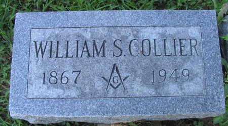 COLLIER, WILLIAM S. - Linn County, Iowa   WILLIAM S. COLLIER