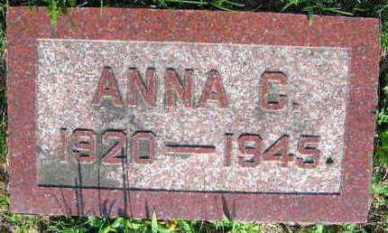COLLINS, ANNA C. - Linn County, Iowa   ANNA C. COLLINS