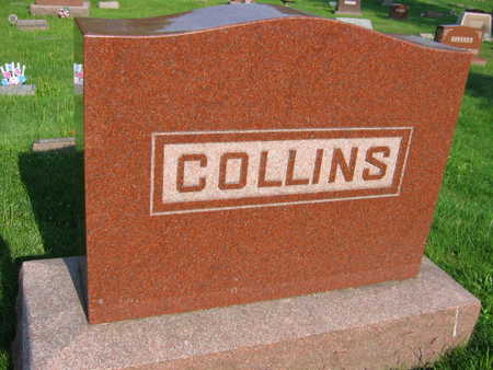 COLLINS, FAMILY STONE - Linn County, Iowa | FAMILY STONE COLLINS