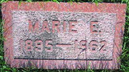 COLLINS, MARIE E. - Linn County, Iowa   MARIE E. COLLINS