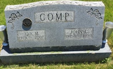 COMP, JOHN C - Linn County, Iowa | JOHN C COMP
