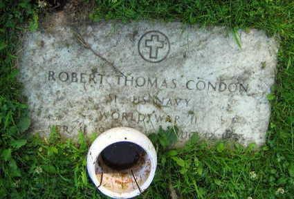 CONDON, ROBERT THOMAS - Linn County, Iowa   ROBERT THOMAS CONDON
