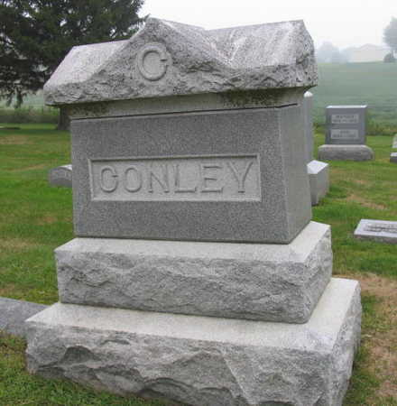 CONLEY, FAMILY STONE - Linn County, Iowa   FAMILY STONE CONLEY